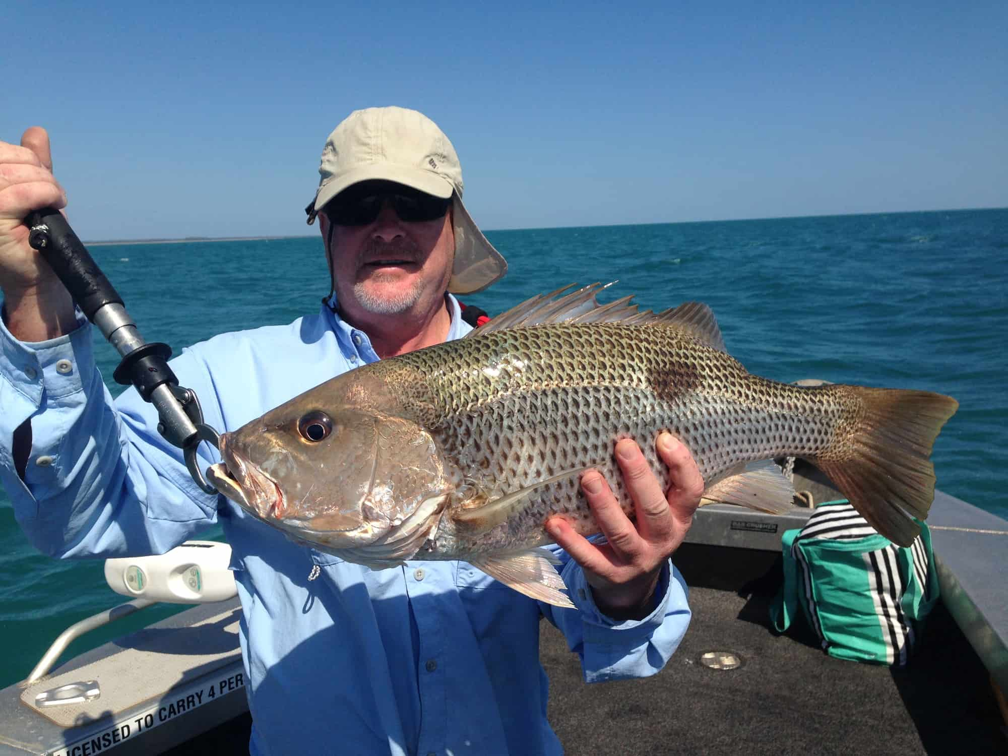 , Kakadu Dry Season & Build Up Fishing Charters