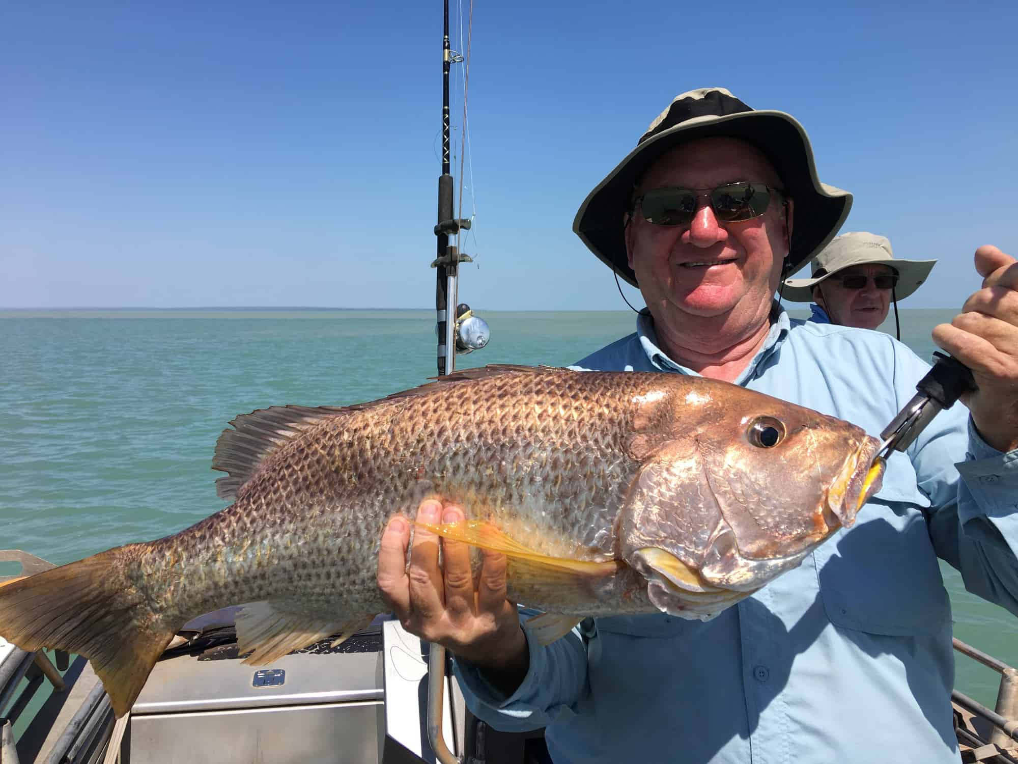 , Darwin Harbour Fishing Charters